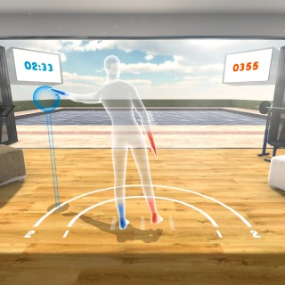 VIRTUAL WARE - Rehab game balón