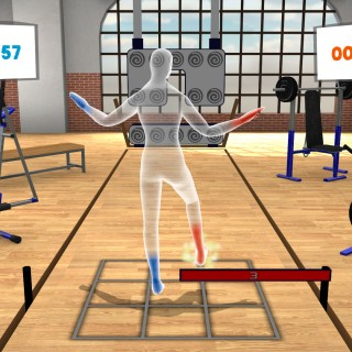 VIRTUAL WARE - rehab game