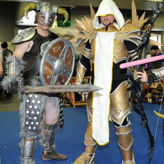 EUSKAL ENCOUNTER - cosplay