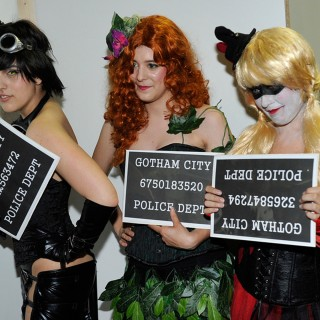 EUSKAL ENCOUNTER - Gotham City cosplay