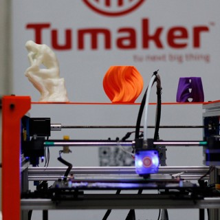 EUSKAL ENCOUNTER - Tumaker impresora 3D