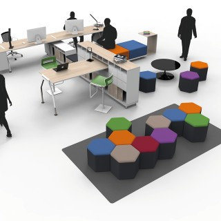 ITEM designworks - Office Furniture